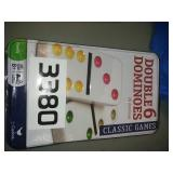 BRAND NEW in PKG Dominoes Game