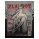 PLAYBOY PAM ANDERSON JAN 2007