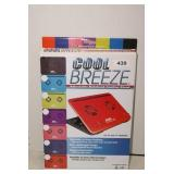 Cool Breeze Adjustable Notebook Cooling Stand