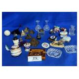 Flat of Miscellaneous Items
