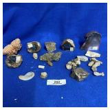 Flat of Miscellaneous Rocks