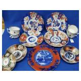Assorted Oriental China