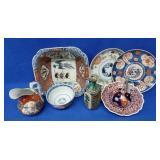 Flat of Assorted Oriental Porcelain