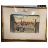 Framed Oriental Art