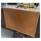 Vintage Leather Hartmann Briefcase