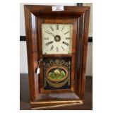 Wm L Gilbert Mantle Clock