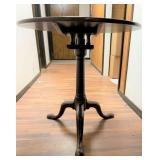 Queen Anne Style Tilt Top Table