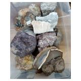 Box of Assorted Rocks