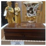 Rosewood Humidor & Miscellaneous