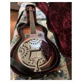 Paul E. Beard Gold Tone Guitar
