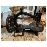 Cast Iron Antique Sewing Machine