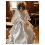 Ashton Drake Winter Romance Doll