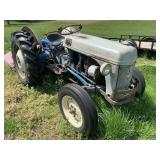 Vintage Ford 8N Tractor, WFE
