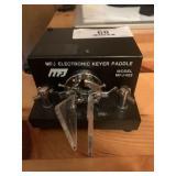 MFJ Electronic Keyer Paddle