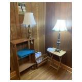 Shelf, Folding Table, Magazine Holder, and More