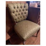 Vintage Chair and Miscellaneous Items