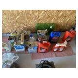 Motor Oil, Termite Killer, and Miscellaneous