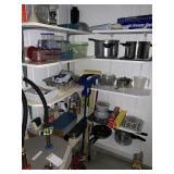 Shelf and Housewares