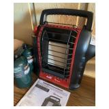 Mr. Buddy Portable Radiant Heater