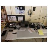 Lot of Ham Radio Equipment