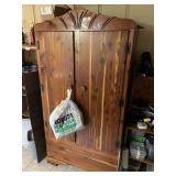 Pine Wardrobe and Miscellaneous