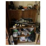 Shelf and Miscellaneous Contents