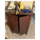 Music Cabinet and Miscellaneous