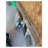 Six-Foot Aluminum Ladder and Step