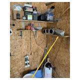 Sprayer, Drill Bits, Radio and More
