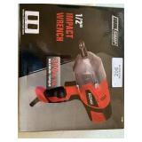 Half-Inch Impact Wrench