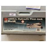 4000-pound Hydraulic Flood Jack