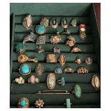 Nice Offering of Rings & Misc