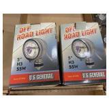 U.S. General Off Road Lights