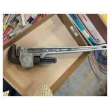 Rigid Aluminum 24in. Pipe Wrench