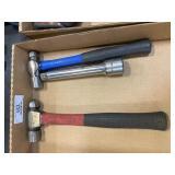 Ball-Peen Hammers & 3/4 Extension