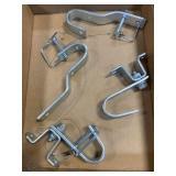 Manual Tarp Roller Bracket