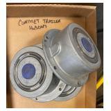 ConMet Trailer Hub Caps