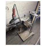 Waber Tool & Engineering Frame Drill