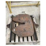 5th Wheel Plate - Fontaine Manufacture