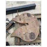 5th Wheel Plate - Simplex IIR Manufacture