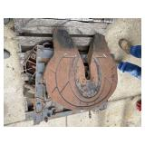 5th Wheel Plate - Holland Manufacture