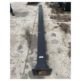 6x8x10ft. Steel Post