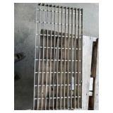 Aluminum 15.75 x 33.75 Grating