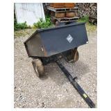 Rigid Lawn Cart