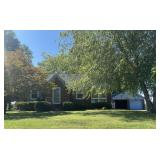 NICE 3 or 4 BED, 2 BATH HOME w/ PART FINISHED BASEMENT