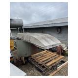 Aluminum Jon Boat