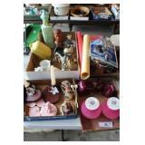 4 Flats of Housewares