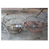 Two Wire Egg Baskets