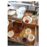 Dishes & Glass, Incl Fire King