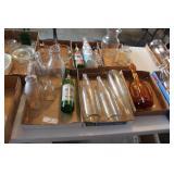 Misc. Glass Bottles & More